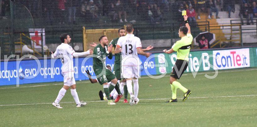"""Foggia-Avellino, arbitro tabù per i lupi allo """"Zaccheria"""""""