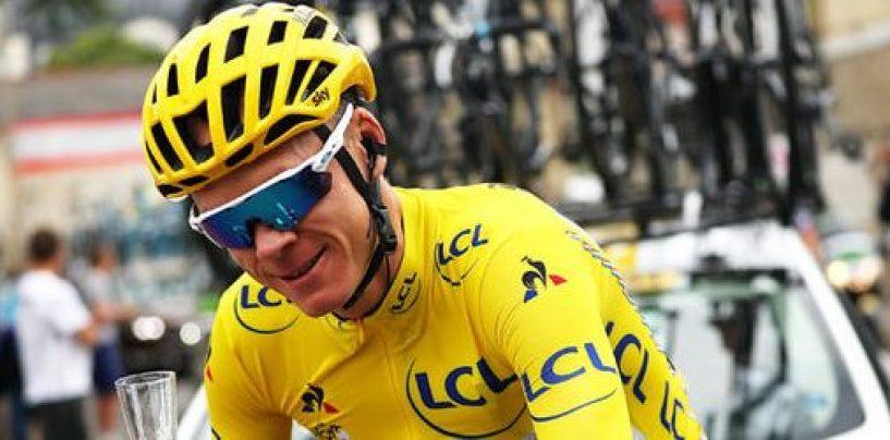 SPECIALE GIRO/ Chris Froome e il caso doping per i cicloamatori irpini