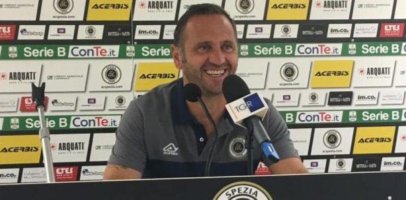 """Spezia in salute ma Gallo avverte: """"L'Avellino non molla mai"""""""
