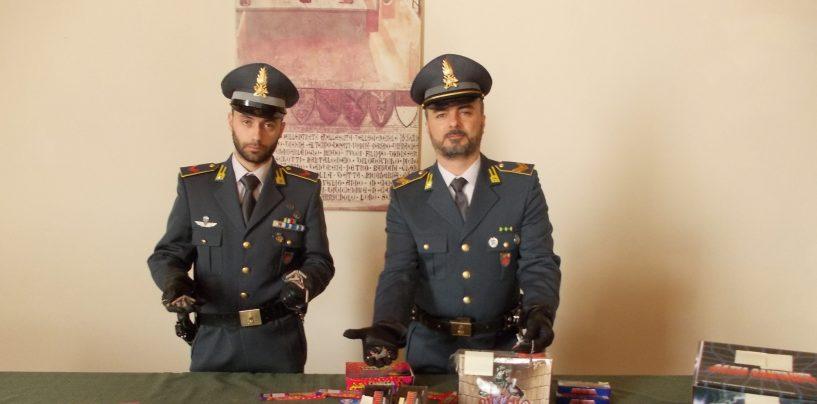 Sequestrati 90mila botti illegali tra Ariano e Avellino