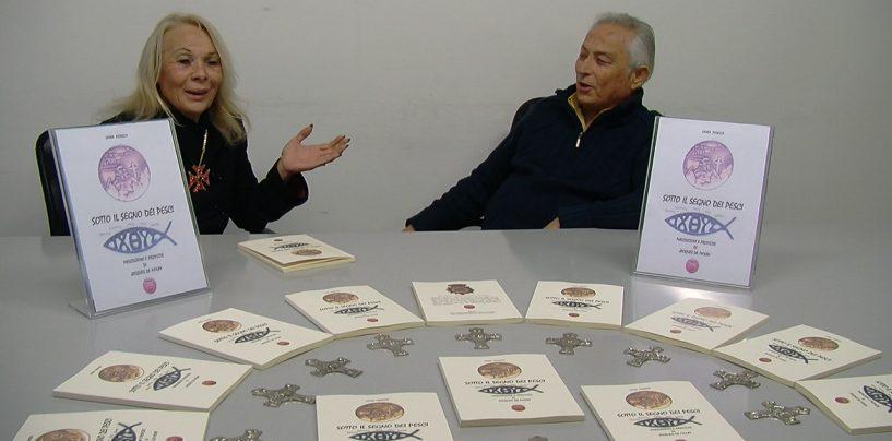 """""""Sotto il segno dei pesci"""": il libro di Laura Pedrizzi presentato al Circolo della stampa"""