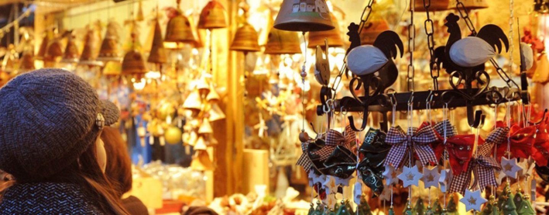 Mercatini di Natale in Irpinia, business per 630 piccole imprese