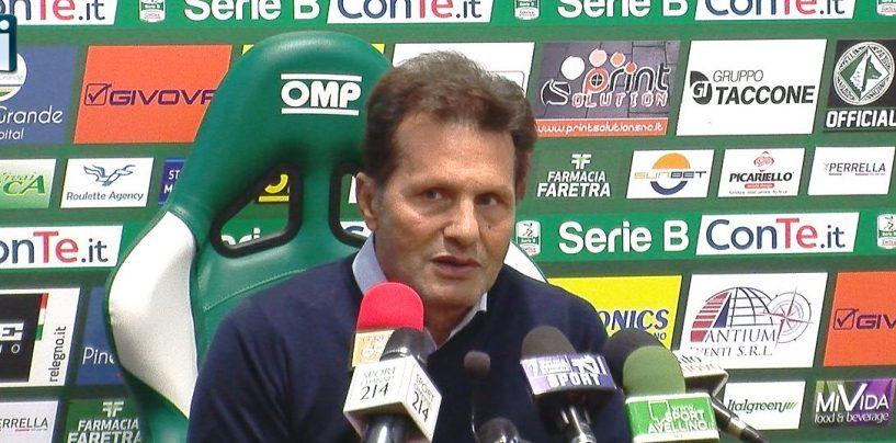 """Avellino Calcio – Novellino, addio a Cabezas: """"Guardiamo oltre, mercato vivo"""""""