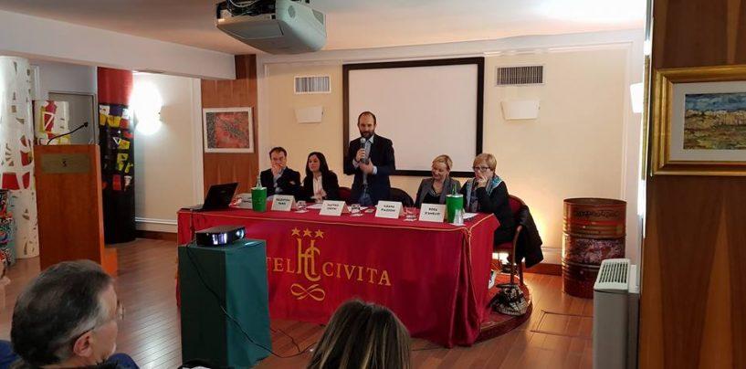 """Orfini ad Atripalda: """"Impegnati nella costruzione della coalizione. De Mita? Un tema che riguarda tutto il polo"""""""