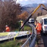 Pratola Serra, al via la rimozione dei cartelli pubblicitari abusivi sulla Ss7