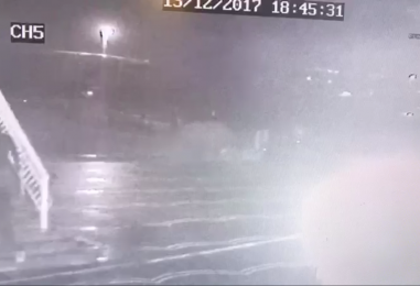 VIDEO/ Immagini choc, ladri in azione a Montemiletto presso la villa di un noto imprenditore