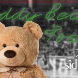 Teddy Bear Toss: pioggia di orsetti per Natale al PalaDelMauro