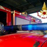 VIDEO/ Una veglia di preghiera dei vigili del fuoco per i colleghi di Catania