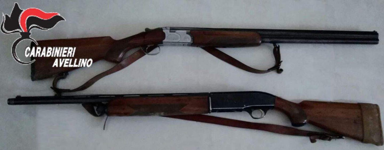 Cacciano illegalmente un cinghiale: nei guai due cacciatori