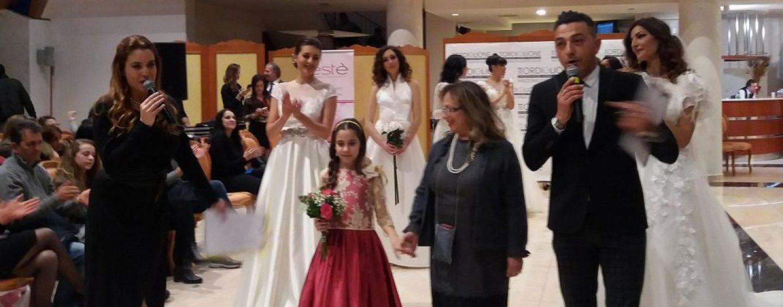 """Daniela Fazzolari conquista l'Alta Irpinia: successo al """"Wedding Fashion Show"""""""