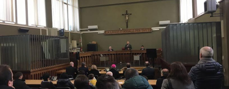 FOTO/ Aula intitolata a Nunziante Scibelli, messaggio di legalità contro le mafie