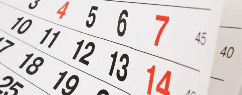 Anno nuovo, feste e ponti nuovi: come organizzarsi le vacanze nel 2018