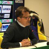 """VIDEO/ Frosinone-Avellino 2-0, Novellino aspetta Cabezas: """"Fiducia nella società"""""""