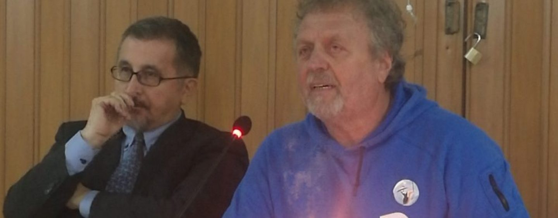 Stir, Sabino Morano al fianco dei comitati contro l'ampliamento
