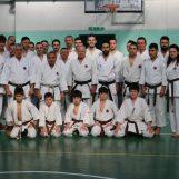 A Grottaminarda lo stage di Karate con il maestro Miura