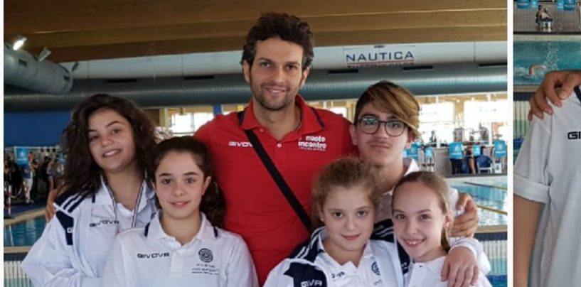 """Nuoto, ottimi risultati per la New Sporting In al circuito """"Campioni Campani"""""""
