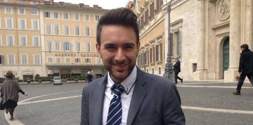 Animalista dell'anno: Paolo Bernini premiato ad Avellino