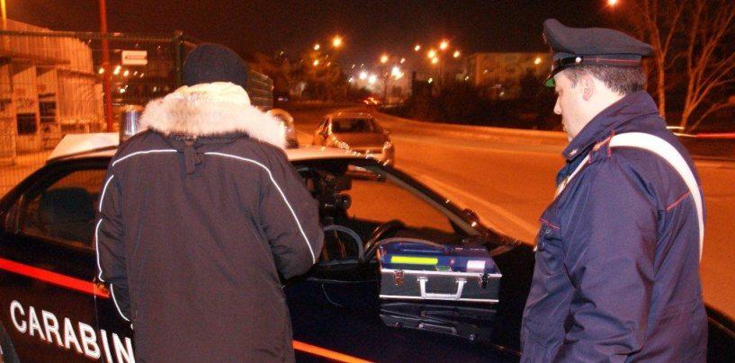 Guida in stato di ebbrezza, denunciato un 51enne
