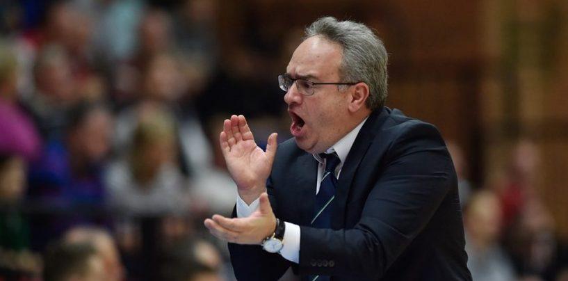 """Sacripanti chiama il Del Mauro: """"L'energia del palazzo per battere Brescia"""""""