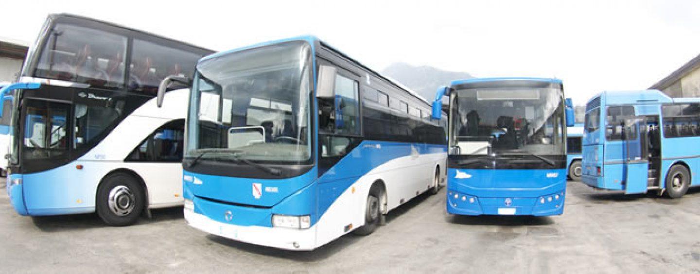 Trasporto pubblico Avellino e Benevento, Air in campo con Busitalia e Sita Sud