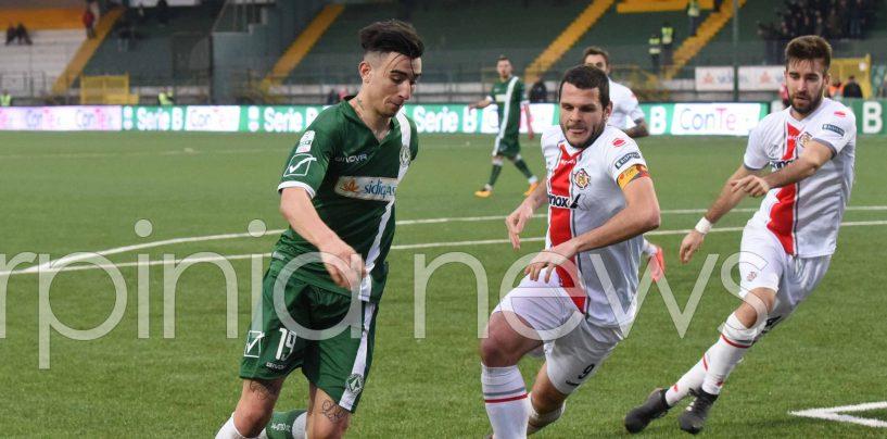 """Avellino-Cremonese 0-0, Asencio: """"Risultato che ci dà forza"""""""