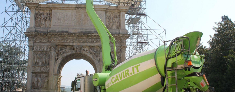 Cavir srl,  50 anni di esperienza al servizio del settore edilizio