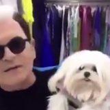 """VIDEO/ Backstage, Cristiano Malgioglio: """"Ecco la mia Grande Sorella"""""""
