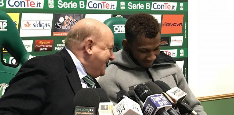 Avellino Calcio – Cabezas slitta ancora. Morero, manca solo la firma
