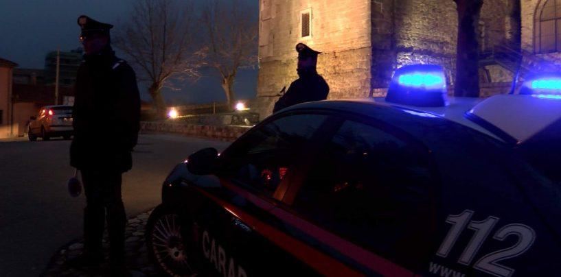Furti, due romeni si aggiravano tra le abitazioni a Mirabella. Fermati e allontanati dall'Arma