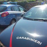 Cantieri sospesi per Covid-19, a Montefredane la protesta degli operai: in azione carabinieri e polizia