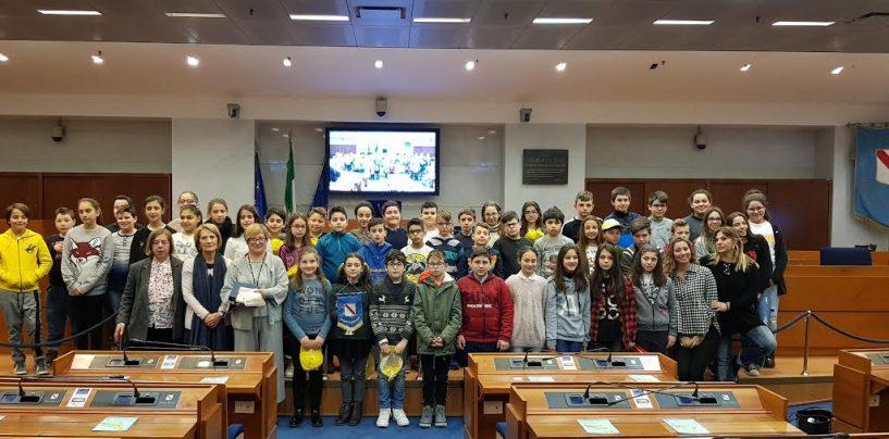 "Ragazzi in Aula, D'Amelio: ""Forte interesse ai temi ambientali"""