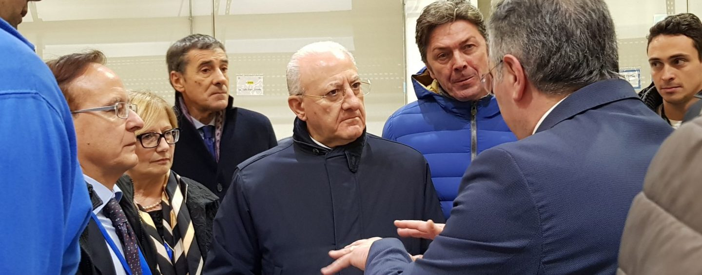 Image result for DE LUCA AEROSPAZIO