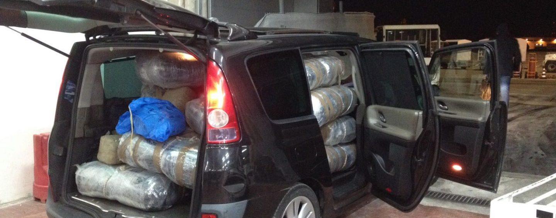 Contrabbando e traffico di droga dall'Albania: anche un'irpina nella rete
