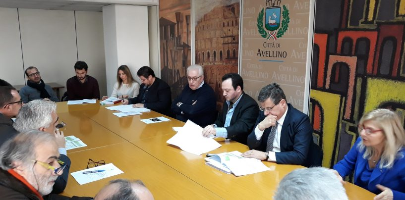Lotta all'inquinamento: patto di ferro tra Avellino e i Comuni dell'hinterland