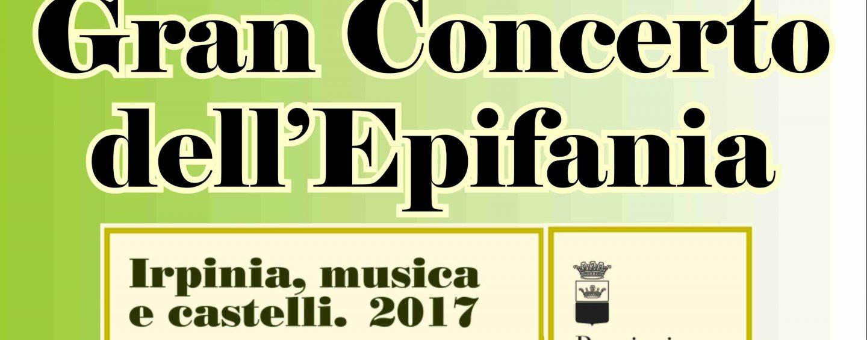 Gran Concerto dell'Epifania, appuntamento a Torchiati di Montoro