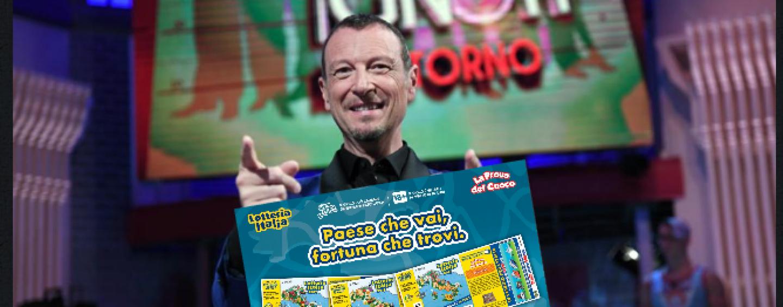 La Dea Bendata bacia l'Irpinia: due i biglietti vincenti della Lotteria Italia