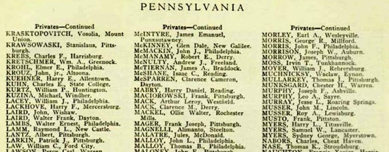Morì durante la Prima Guerra Mondiale con la divisa Usa: la storia dell'irpino Frank