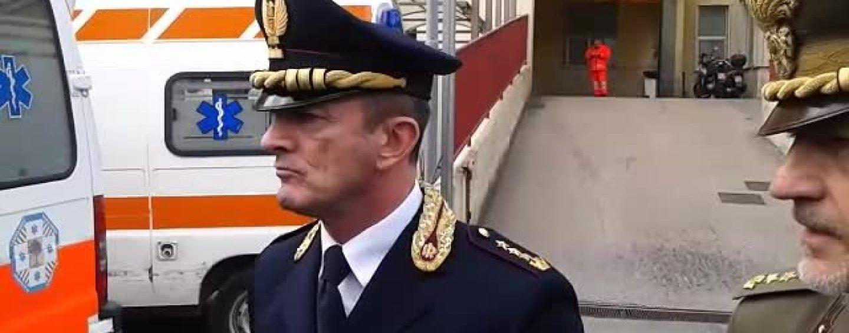 Michele Spina, primo dirigente della Polizia di Stato, ospite a Pratola Serra