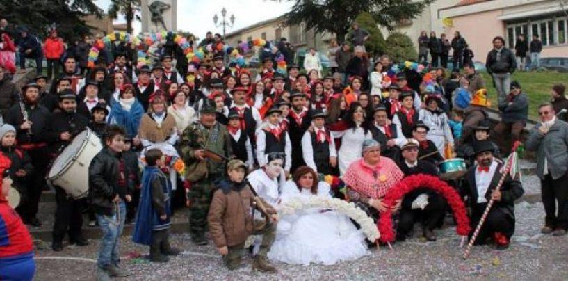 """Montemiletto si prepara al Carnevale, appuntamento con la tradizione della """"Zeza"""""""