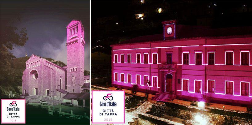 Giro d'Italia 2018, arrivo a Montevergine: tutte le tappe della carovana rosa in Irpinia