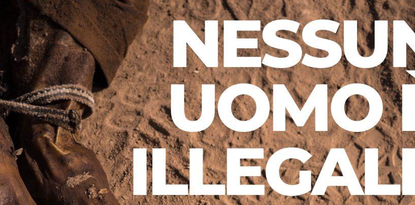 """""""Nessun uomo è illegale"""": corteo in città per l'accoglienza e contro l'odio razziale"""