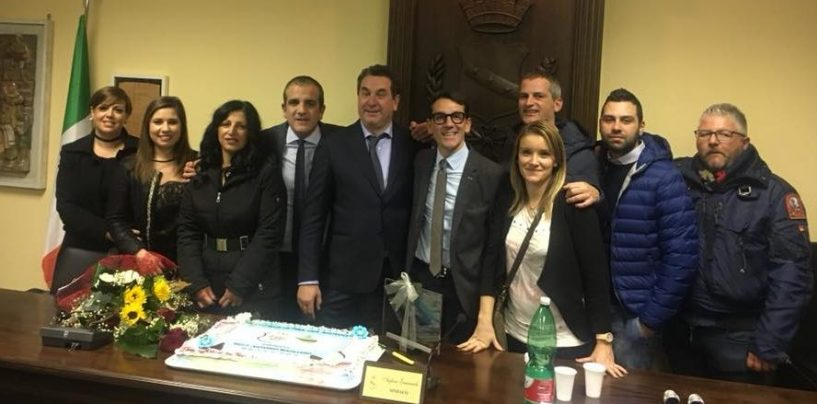 """Pratola Serra nel Mondo, premiato il medico Antonio Magliaro: """"Devo tutto al sacrificio, mio e dei miei genitori"""""""