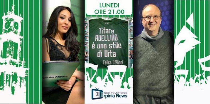"""""""Tifare Avellino è uno stile di vita"""": lunedì in diretta su Irpinianews"""
