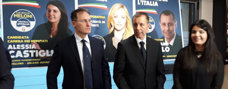 """Carullo (FdI): """"4 marzo, occasione per cambiare. Basta politiche clientelari"""""""