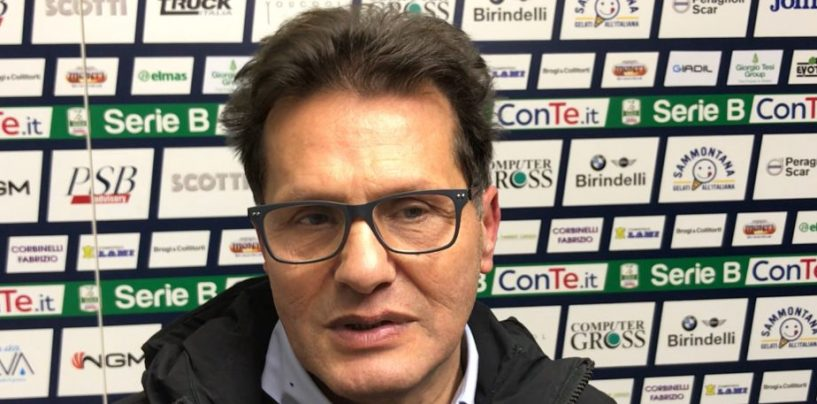 """Empoli-Avellino 1-1, Novellino: """"Non abbiamo rubato niente"""""""