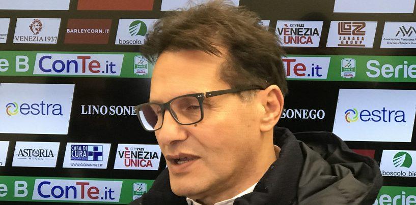 """Venezia-Avellino 3-1. Novellino amaro ma rilancia: """"Reazione nella ripresa"""""""