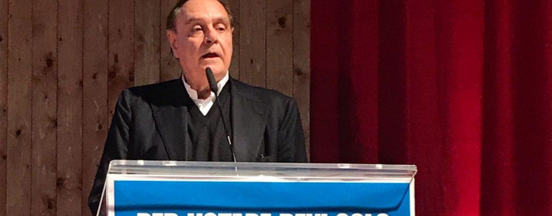 Politiche, Pino Galati e Clemente Mastella a Pratola Serra