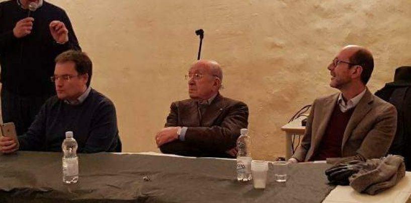 Politiche, Luigi Famiglietti e i De Mita a Paternopoli
