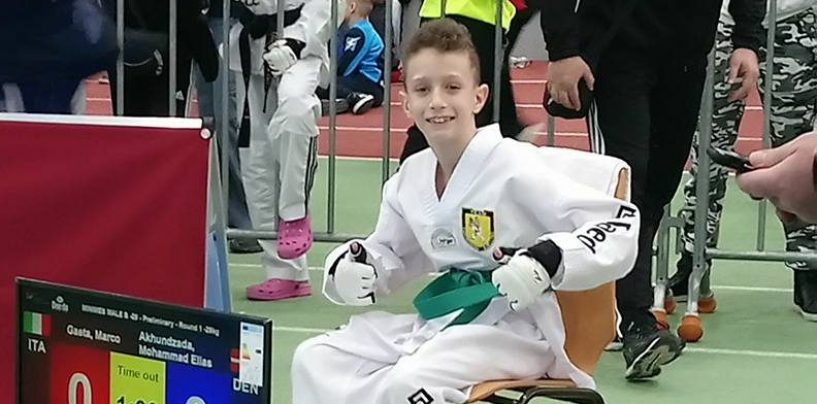 "Taekwondo Avellino, podio sfiorato in Germania alla ""President Cup for Children"""