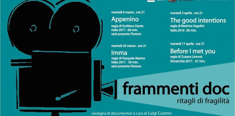 Frammenti DOC, quattro perle del documentario nella rassegna del Godot Art Bistrot